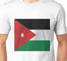 Jordan flag Unisex T-Shirt