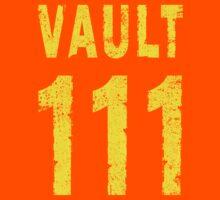 Vault 111 Kids Tee