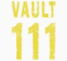 Vault 111 One Piece - Long Sleeve