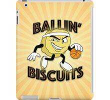 Ballin' Biscuits iPad Case/Skin