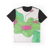 Lily Pad Designs Graphic T-Shirt