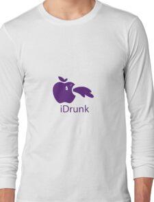 iDrunk Long Sleeve T-Shirt