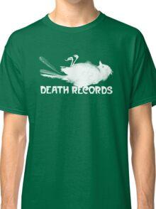 Death Records Label Classic T-Shirt