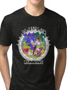 2½ Decades of Blast Processing Tri-blend T-Shirt