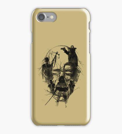 Dead Walker iPhone Case/Skin