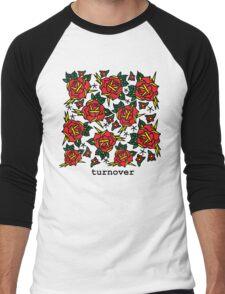 Turnover Florals Men's Baseball ¾ T-Shirt
