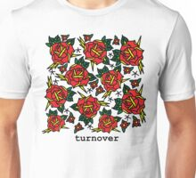 Turnover Florals Unisex T-Shirt