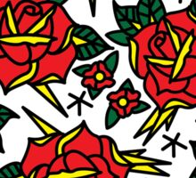 Turnover Florals Sticker