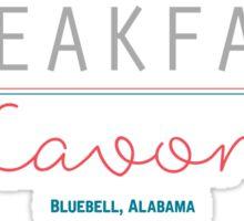 Breakfast at Lavon's Sticker