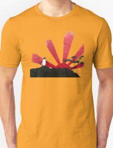 Samurai Penguin Unisex T-Shirt