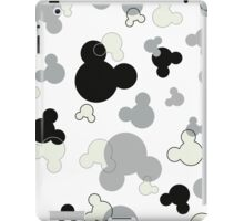 Hidden Mickey - Licorice iPad Case/Skin