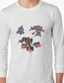 Shuppet Banette Mega Banette Long Sleeve T-Shirt