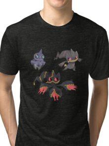 Shuppet Banette Mega Banette Tri-blend T-Shirt