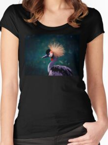 Wild nature Women's Fitted Scoop T-Shirt
