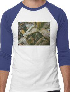 Leaves Men's Baseball ¾ T-Shirt