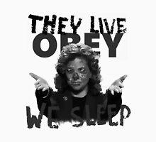 OBEY Debbie Wasserman Schultz Unisex T-Shirt