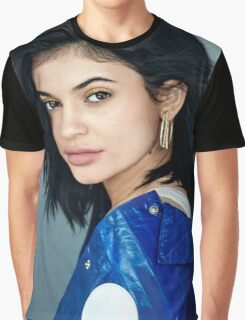 Kylie Jenner Earring Graphic T-Shirt