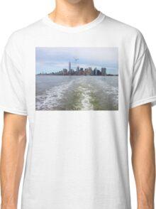 NYC Cityscape Classic T-Shirt