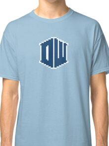 8 Bit Doctor Who Classic T-Shirt