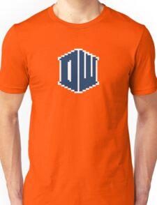 8 Bit Doctor Who Unisex T-Shirt
