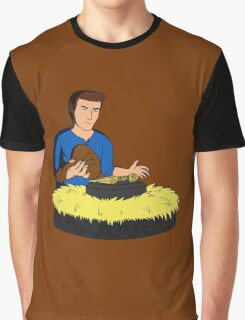 Indiana Drake Graphic T-Shirt