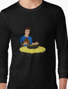 Indiana Drake Long Sleeve T-Shirt