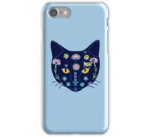 Moon Cat  iPhone Case/Skin