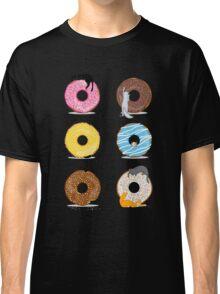Cats and Doughnuts Classic T-Shirt