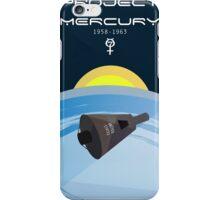 Project Mercury iPhone Case/Skin