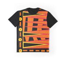 Orange Rad Graphic T-Shirt