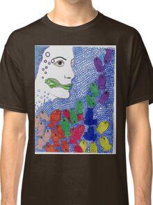Fish Girl Classic T-Shirt