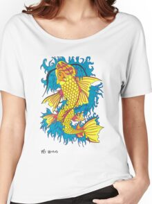 Koi Fish Women's Relaxed Fit T-Shirt