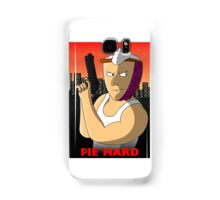 Pie Hard Samsung Galaxy Case/Skin