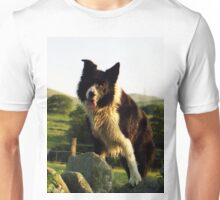 Indy at the Three Streams Unisex T-Shirt