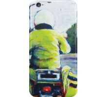 Right turn on Coulter iPhone Case/Skin