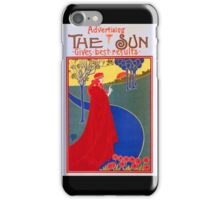 'The Sun' (Reproduction) iPhone Case/Skin