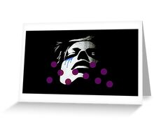 Powderfinger Greeting Card