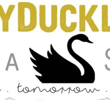 Ugly Ducklings Sticker