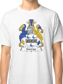George Coat of Arms / George Family Crest Classic T-Shirt