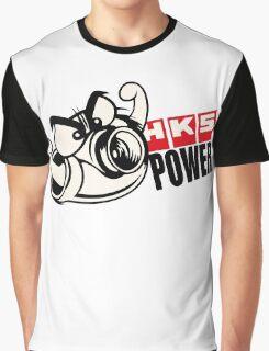 HKS Turbo Graphic T-Shirt