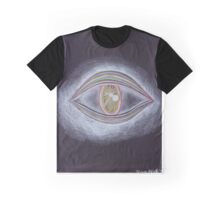 Trippy Eye Graphic T-Shirt
