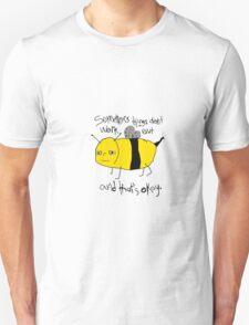 Spencer the Bee Unisex T-Shirt