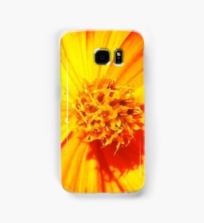 """""""Flowerburst"""" - Unique Original Artist's Floral Photograph! Samsung Galaxy Case/Skin"""