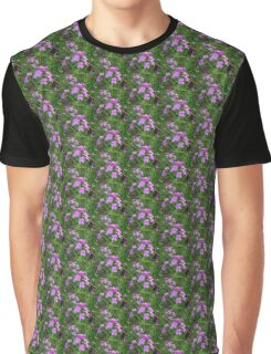 Flowers in the Woods Graphic T-Shirt
