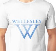 Wellesley Logo Unisex T-Shirt