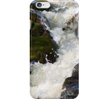 Keller Lake Falls  iPhone Case/Skin