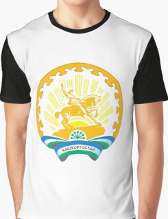 Coat of Arms of Bashkortostan Graphic T-Shirt