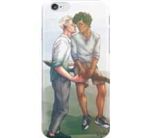 Quidditch? iPhone Case/Skin