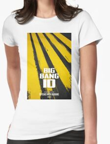 BIGBANG 10 Womens Fitted T-Shirt
