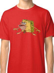 Caveman - SpongeBob Classic T-Shirt